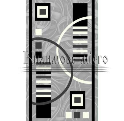 Синтетическая ковровая дорожка Agora 8070 , GREY - высокое качество по лучшей цене в Украине.
