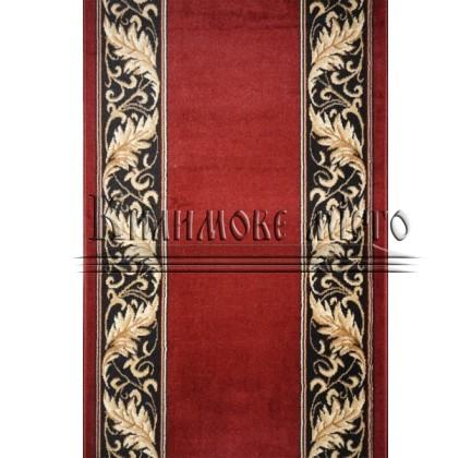 Синтетическая ковровая дорожка Almira 0015 Red/Hardal - высокое качество по лучшей цене в Украине.