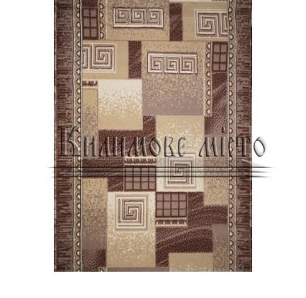 Синтетическая ковровая дорожка Almira 2650 Beige-Hardal Рулон - высокое качество по лучшей цене в Украине.