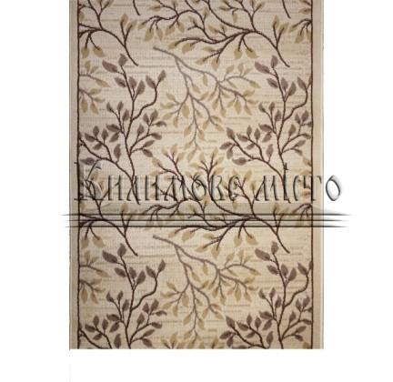 Синтетическая ковровая дорожка Almira 5323 Cream - высокое качество по лучшей цене в Украине.