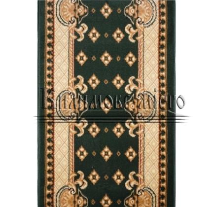 Синтетическая ковровая дорожка Almira 2356 Green-Cream Рулон - высокое качество по лучшей цене в Украине.
