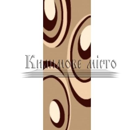 Синтетическая ковровая дорожка Fruze 1004 , BEIGE - высокое качество по лучшей цене в Украине.