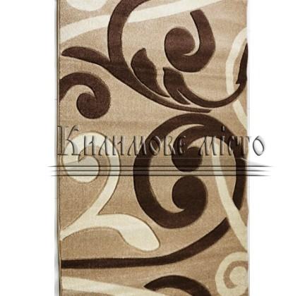Синтетическая ковровая дорожка Fruze 1477, BEIGE - высокое качество по лучшей цене в Украине.