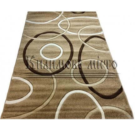Синтетическая ковровая дорожка Fruze 12279 , BEIGE - высокое качество по лучшей цене в Украине.