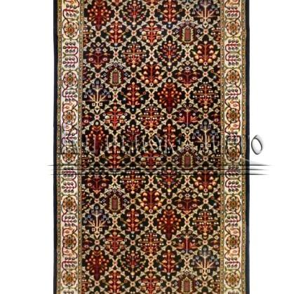 Синтетическая ковровая дорожка Tamir Navy-Blue Рулон - высокое качество по лучшей цене в Украине.