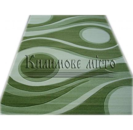 Синтетическая ковровая дорожка Gaga 393 , GREEN - высокое качество по лучшей цене в Украине.