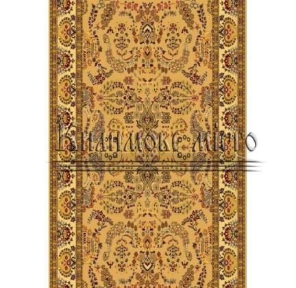 Синтетическая ковровая дорожка Selena 8036 , BEIGE - высокое качество по лучшей цене в Украине.