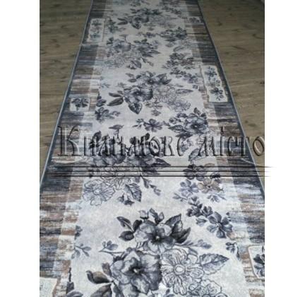 Синтетическая ковровая дорожка Selena Grey - высокое качество по лучшей цене в Украине.