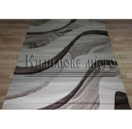 Синтетическая ковровая дорожка Sierra 6015A cream-cream - высокое качество по лучшей цене в Украине.