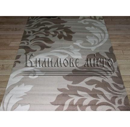 Синтетическая ковровая дорожка Sierra 7668A beige-mocha - высокое качество по лучшей цене в Украине.