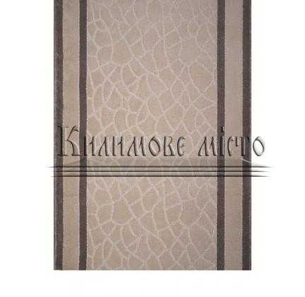 Синтетическая ковровая дорожка Tibet 0510 kmk - высокое качество по лучшей цене в Украине.