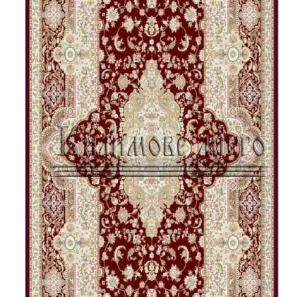 Высокоплотная ковровая дорожка Mashad 514 , RED - высокое качество по лучшей цене в Украине.