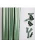Плинтус напольный Классик Ольха зеленая 2,5м - изображение 2