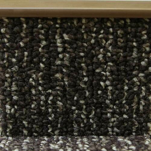 Плинтус ковровый Dollken TL 51-132, коричневый  2.5 м - изображение 1