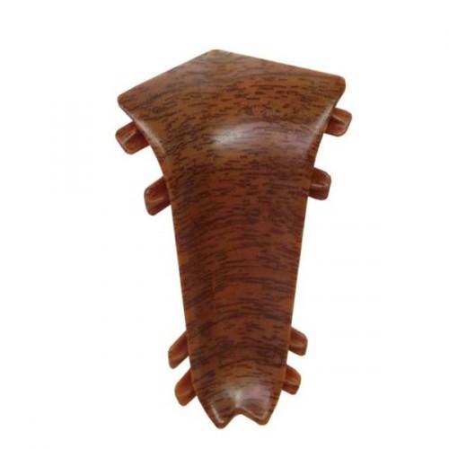 Угол к плинтусу внутренний Classic Орех темный - изображение 1