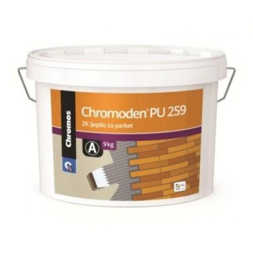 Двухкомпонентный полиуретановый клей CHROMODEN PU 259, компонент A, 9.0 кг - изображение 1