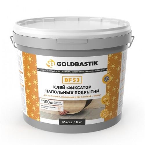 Клей-фиксатор напольных покрытий «GOLDBASTIK BF 53» 10кг. - изображение 1