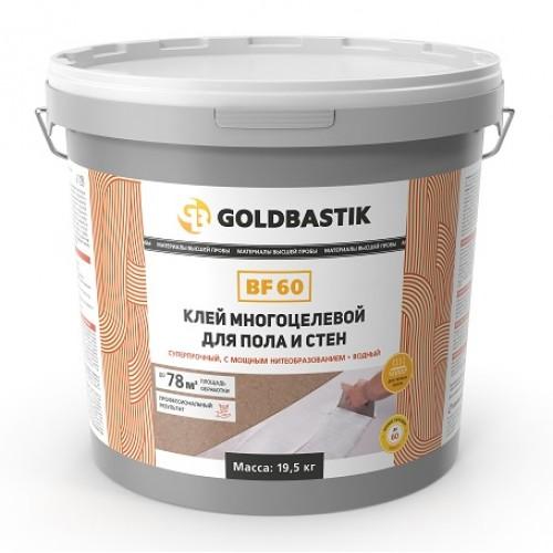 Клей многоцелевой для пола и стен «GOLDBASTIK BF 60» 19,5 кг. - изображение 1