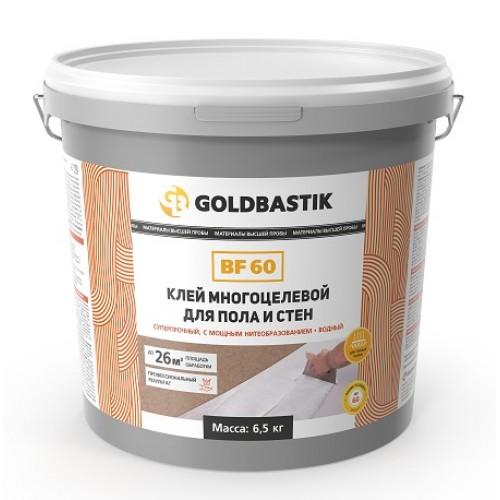 Клей многоцелевой для пола и стен «GOLDBASTIK BF 60» 6,5 кг. - изображение 1