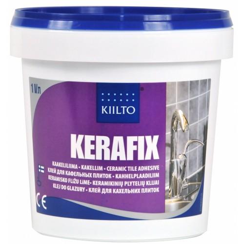 Клей для кафельных плиток Kiilto KERAFIX 1.4 кг - изображение 1