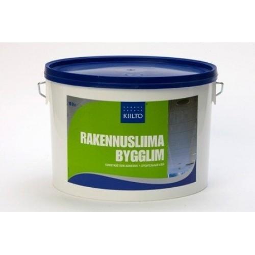 Строительно-монтажный клей Kiilto RAKENNUSLIIMA 10 кг - изображение 1