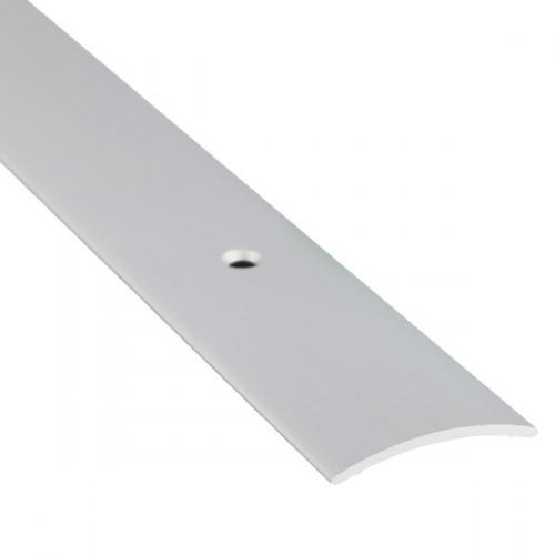 Профиль для пола 30мм, серебро, 0,9 шт - изображение 1