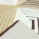 Акриловый ковер Hadise 2676A brown - высокое качество по лучшей цене в Украине изображение 2.