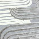 Акриловый ковер Hadise 2677A grey - высокое качество по лучшей цене в Украине изображение 3.
