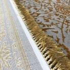 Акриловый ковер Manyas W1699 L.Grey-Gold - высокое качество по лучшей цене в Украине изображение 2.