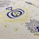 Акриловый ковер Sahra 0002 Beige-Mavy - высокое качество по лучшей цене в Украине изображение 3.