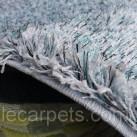 Высоковорсный ковер 3D Polyester 901 TURKUAZ-B.BLUE - высокое качество по лучшей цене в Украине изображение 3.