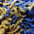 Высоковорсный ковер First Shaggy 150 , BLUE - высокое качество по лучшей цене в Украине изображение 3.