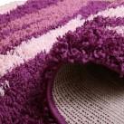 Высоковорсный ковер First Shaggy 1198 , violet - высокое качество по лучшей цене в Украине изображение 2.