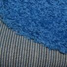 Высоковорсный ковер Loca (Super Lux Shaggy) 6365A BLUE - высокое качество по лучшей цене в Украине изображение 3.