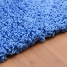 Высоковорсный ковер Loca (Super Lux Shaggy) 6365A BLUE - высокое качество по лучшей цене в Украине изображение 5.
