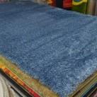 Высоковорсный ковер Polyester P904 BLUE - высокое качество по лучшей цене в Украине изображение 4.