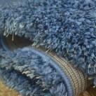 Высоковорсный ковер Polyester P904 BLUE - высокое качество по лучшей цене в Украине изображение 3.
