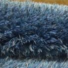 Высоковорсный ковер Polyester P904 BLUE - высокое качество по лучшей цене в Украине изображение 2.