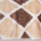 Высоковорсный ковер Softy 3D 2477A White - высокое качество по лучшей цене в Украине изображение 3.