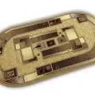 Синтетический ковер Berber 884-20222 - высокое качество по лучшей цене в Украине изображение 2.