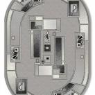 Синтетический ковер Berber 884-21422 - высокое качество по лучшей цене в Украине изображение 2.