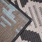 Безворсовый ковер Flat 4876-23133 - высокое качество по лучшей цене в Украине изображение 2.