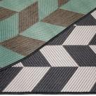 Безворсовый ковер Flat 4877-23533 - высокое качество по лучшей цене в Украине изображение 4.