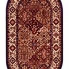 Синтетический ковер Bergenia Brick-Red - высокое качество по лучшей цене в Украине изображение 3.