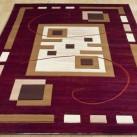 Синтетический ковер Liliya 0537 т.красный - высокое качество по лучшей цене в Украине изображение 3.
