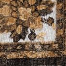 Ковер из вискозы Bohemian 23122 Dark Brown-Grey - высокое качество по лучшей цене в Украине изображение 3.