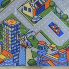 Детский ковролин Принт Мегаполис 13/95 - высокое качество по лучшей цене в Украине изображение 3.