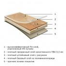 ПВХ Плитка Decotile LG Hausys 1235 2.0мм - высокое качество по лучшей цене в Украине изображение 2.
