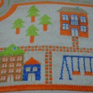 Детский ковер Daisy Fulya 8C44b green - высокое качество по лучшей цене в Украине изображение 4.