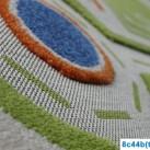 Детский ковер Daisy Fulya 8C44b green - высокое качество по лучшей цене в Украине изображение 5.